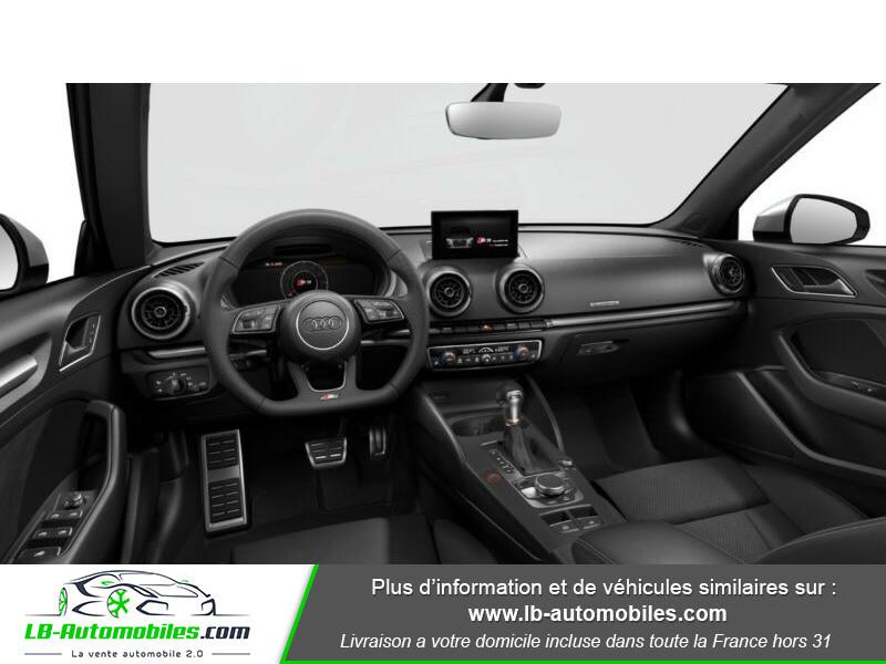 Audi S3 Cabriolet TFSI 300 S tronic Bleu occasion à Beaupuy - photo n°2