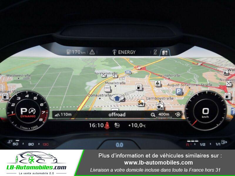 Audi S3 Cabriolet TFSI 300 S tronic Noir occasion à Beaupuy - photo n°17
