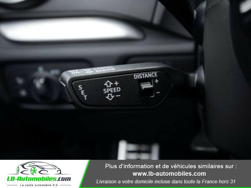 Audi S3 Cabriolet TFSI 300 S tronic Noir occasion à Beaupuy - photo n°9