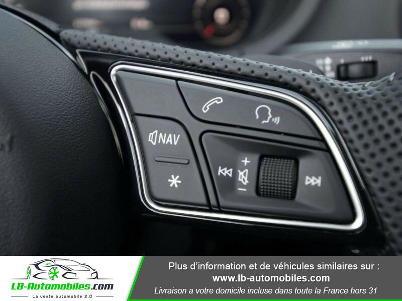 Audi S3 Cabriolet TFSI 300 S tronic Noir occasion à Beaupuy - photo n°8