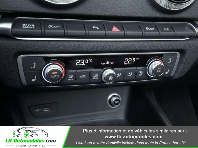 Audi S3 Cabriolet TFSI 300 S tronic Noir occasion à Beaupuy - photo n°4