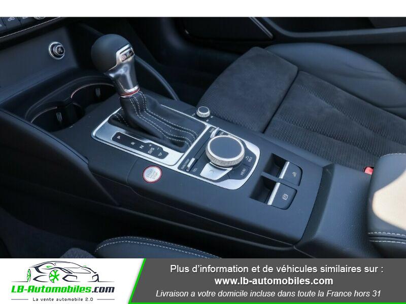 Audi S3 Cabriolet TFSI 300 S tronic Bleu occasion à Beaupuy - photo n°10