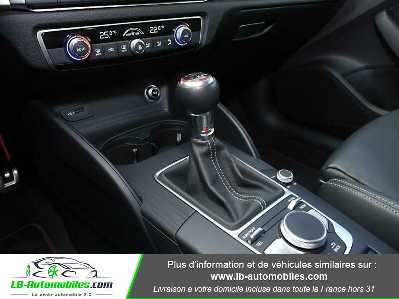 Audi S3 Sportback 2.0 TFSI 310 / Quattro S-Tronic 6 Blanc occasion à Beaupuy - photo n°9
