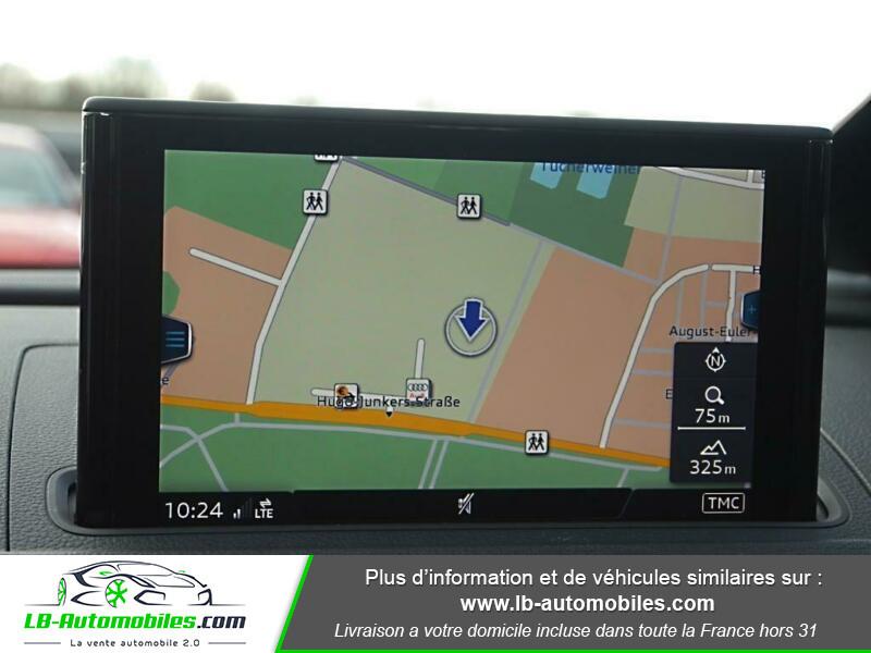 Audi S3 Sportback 2.0 TFSI 310 / Quattro S-Tronic 6 Blanc occasion à Beaupuy - photo n°7