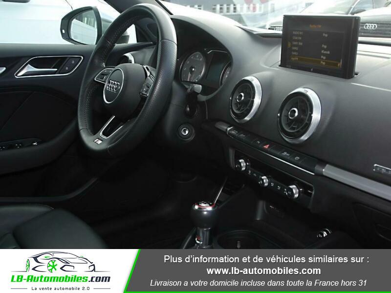 Audi S3 Sportback 2.0 TFSI 310 / Quattro S-Tronic 6 Blanc occasion à Beaupuy - photo n°4