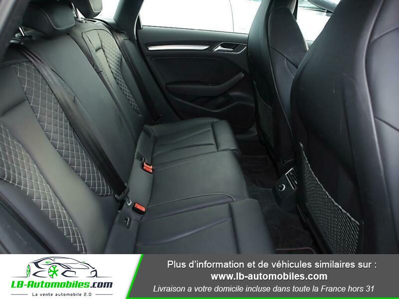 Audi S3 Sportback 2.0 TFSI 310 / Quattro S-Tronic 6 Blanc occasion à Beaupuy - photo n°6