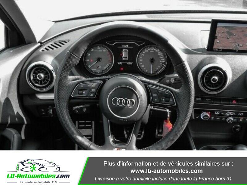 Audi S3 Sportback 2.0 TFSI 310 / S-Tronic 6 Noir occasion à Beaupuy - photo n°6