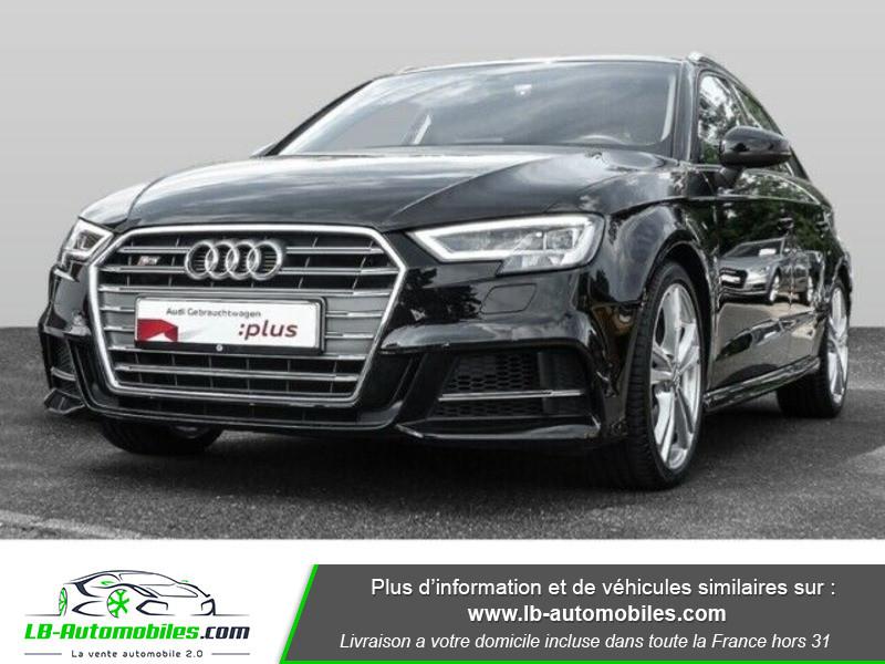Audi S3 Sportback 2.0 TFSI 310 / S-Tronic 6 Noir occasion à Beaupuy