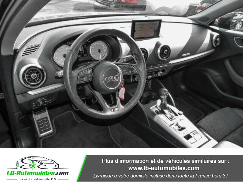 Audi S3 Sportback 2.0 TFSI 310 / S-Tronic 6 Noir occasion à Beaupuy - photo n°5