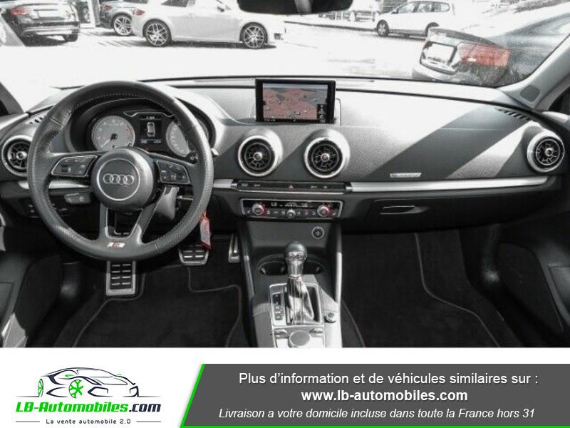 Audi S3 Sportback 2.0 TFSI 310 / S-Tronic 6 Noir occasion à Beaupuy - photo n°2