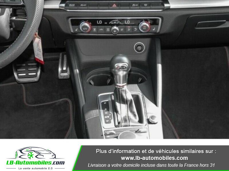 Audi S3 Sportback 2.0 TFSI 310 / S-Tronic 6 Noir occasion à Beaupuy - photo n°8