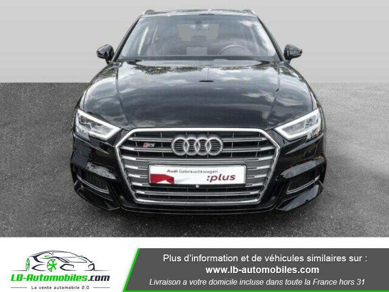 Audi S3 Sportback 2.0 TFSI 310 / S-Tronic 6 Noir occasion à Beaupuy - photo n°11