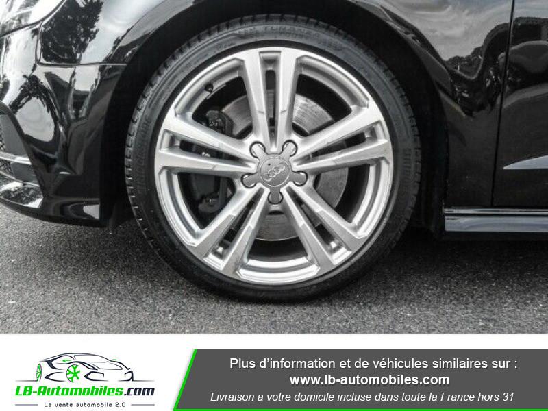 Audi S3 Sportback 2.0 TFSI 310 / S-Tronic 6 Noir occasion à Beaupuy - photo n°14