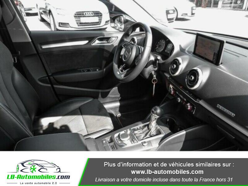 Audi S3 Sportback 2.0 TFSI 310 / S-Tronic 6 Noir occasion à Beaupuy - photo n°4