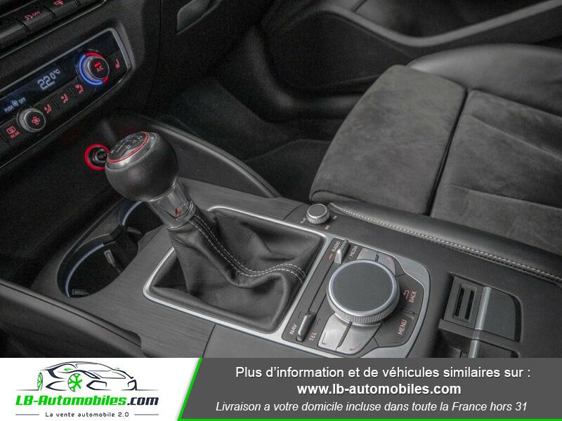 Audi S3 Sportback 2.0 TFSI Quattro 300 Noir occasion à Beaupuy - photo n°7