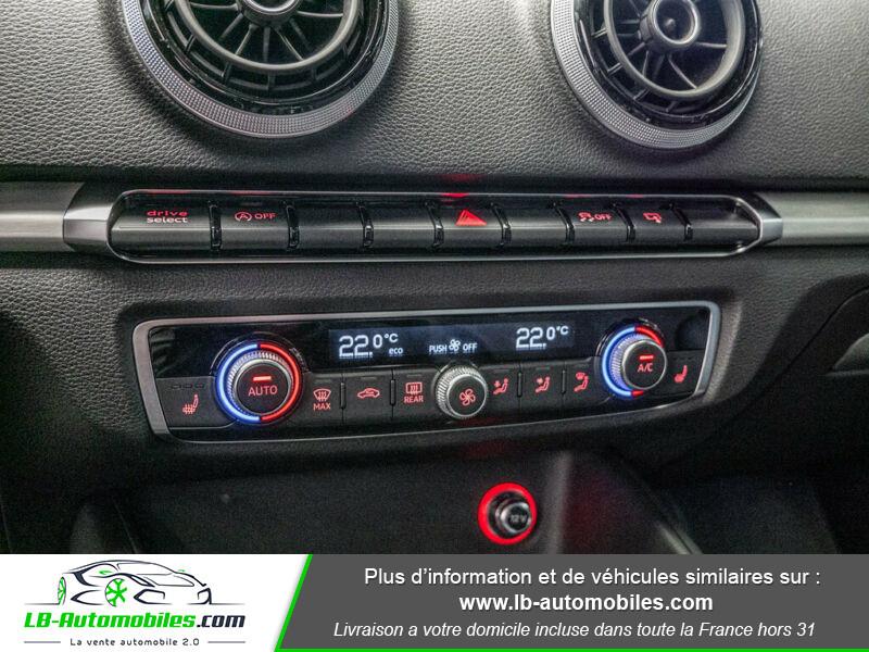 Audi S3 Sportback 2.0 TFSI Quattro 300 Noir occasion à Beaupuy - photo n°6