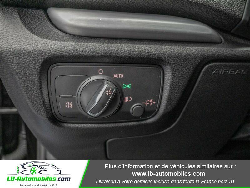 Audi S3 Sportback 2.0 TFSI Quattro 300 Noir occasion à Beaupuy - photo n°8
