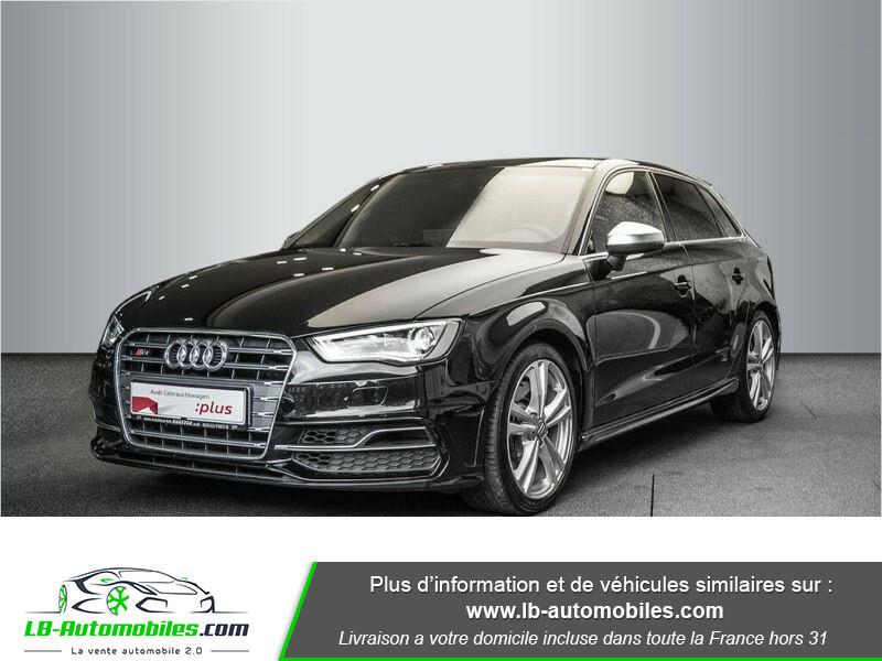 Audi S3 Sportback 2.0 TFSI Quattro 300 Noir occasion à Beaupuy