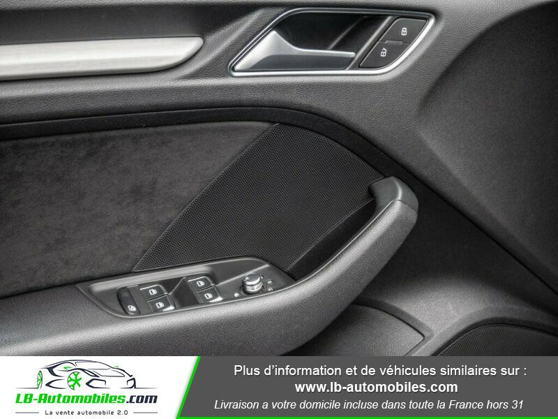 Audi S3 Sportback 2.0 TFSI Quattro 300 Noir occasion à Beaupuy - photo n°9