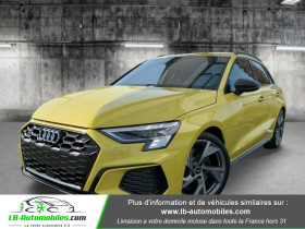 Audi S3 Sportback Jaune, garage LB AUTOMOBILES à Beaupuy