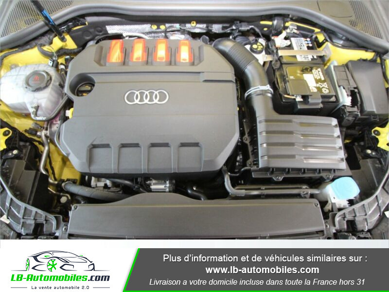 Audi S3 Sportback TFSI 310 S tronic Jaune occasion à Beaupuy - photo n°16