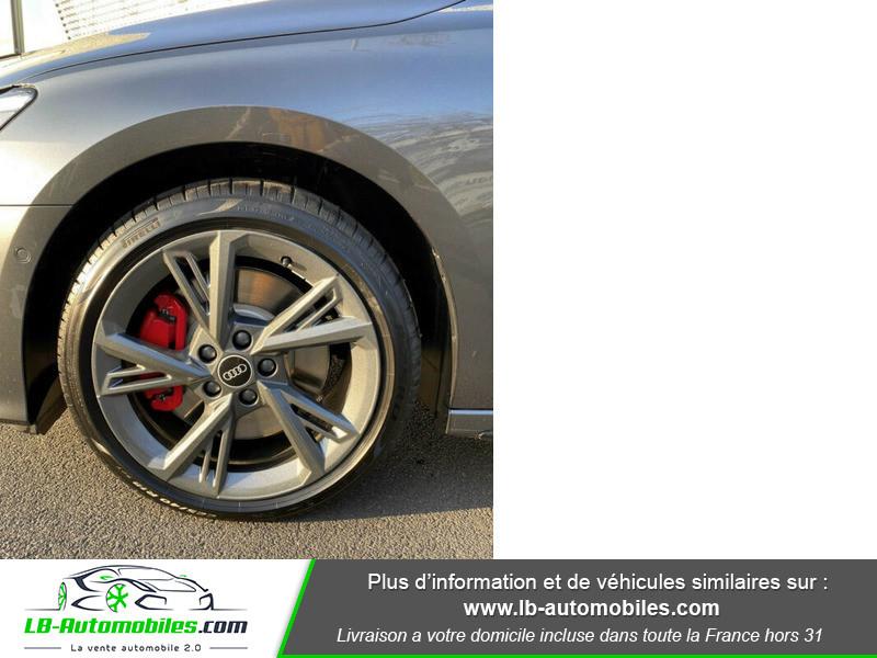 Audi S3 Sportback TFSI 310 S tronic Gris occasion à Beaupuy - photo n°8