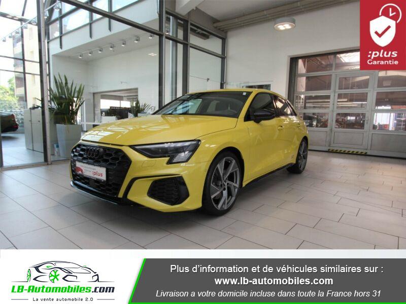 Audi S3 Sportback TFSI 310 S tronic Jaune occasion à Beaupuy