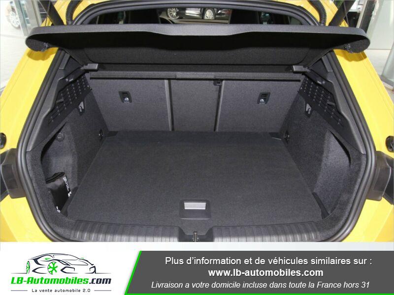 Audi S3 Sportback TFSI 310 S tronic Jaune occasion à Beaupuy - photo n°4