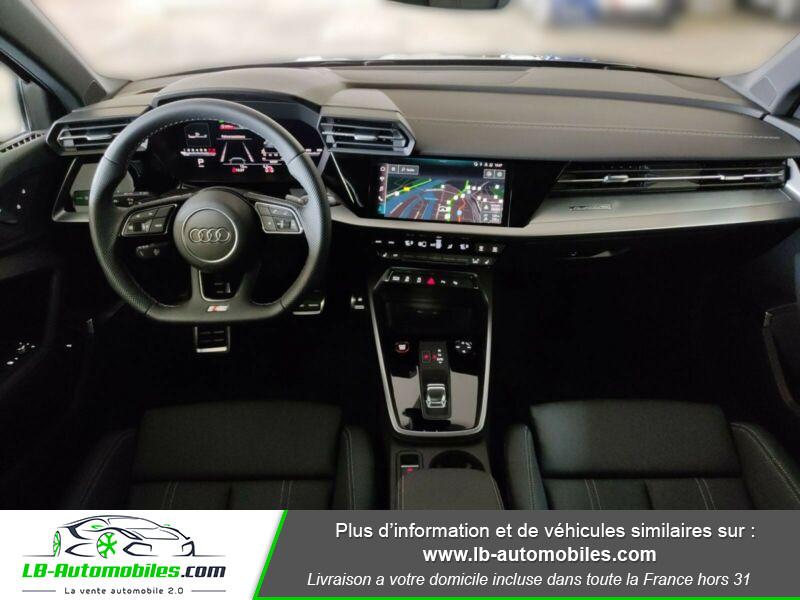 Audi S3 Sportback TFSI 310 S tronic Gris occasion à Beaupuy - photo n°2