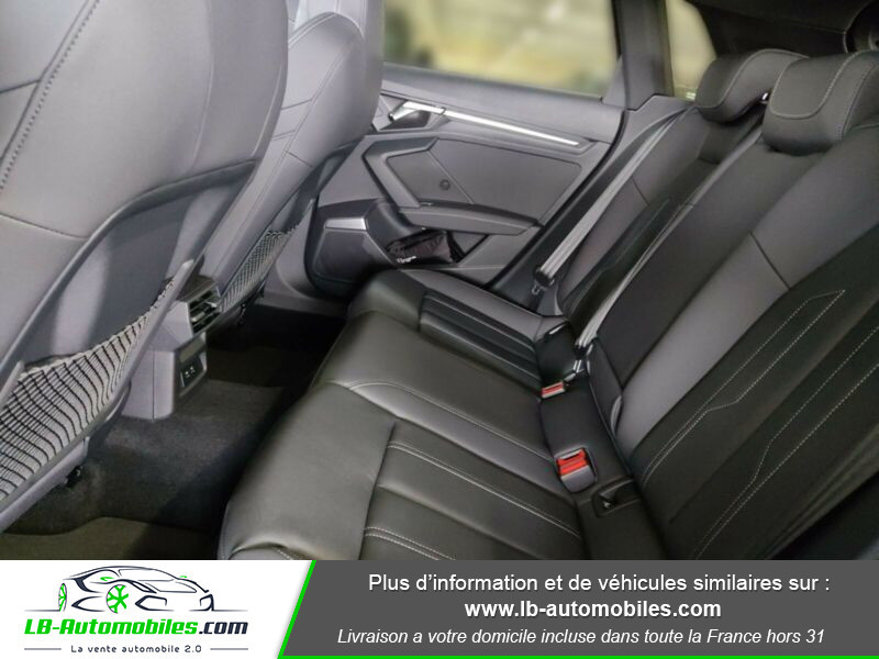 Audi S3 Sportback TFSI 310 S tronic Gris occasion à Beaupuy - photo n°10