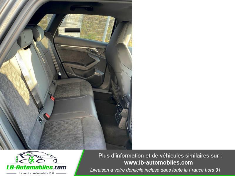 Audi S3 Sportback TFSI 310 S tronic Gris occasion à Beaupuy - photo n°12