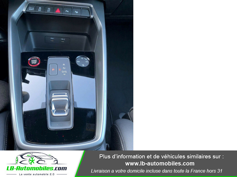Audi S3 Sportback TFSI 310 S tronic Gris occasion à Beaupuy - photo n°9