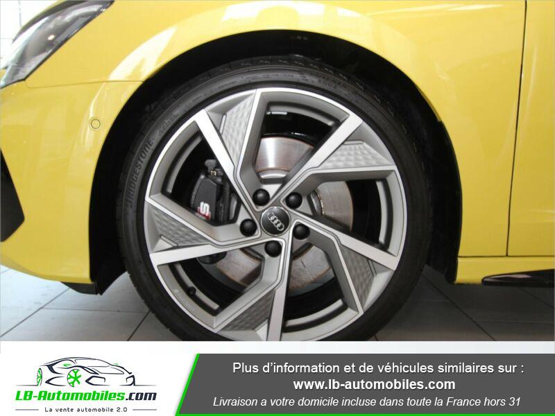 Audi S3 Sportback TFSI 310 S tronic Jaune occasion à Beaupuy - photo n°17