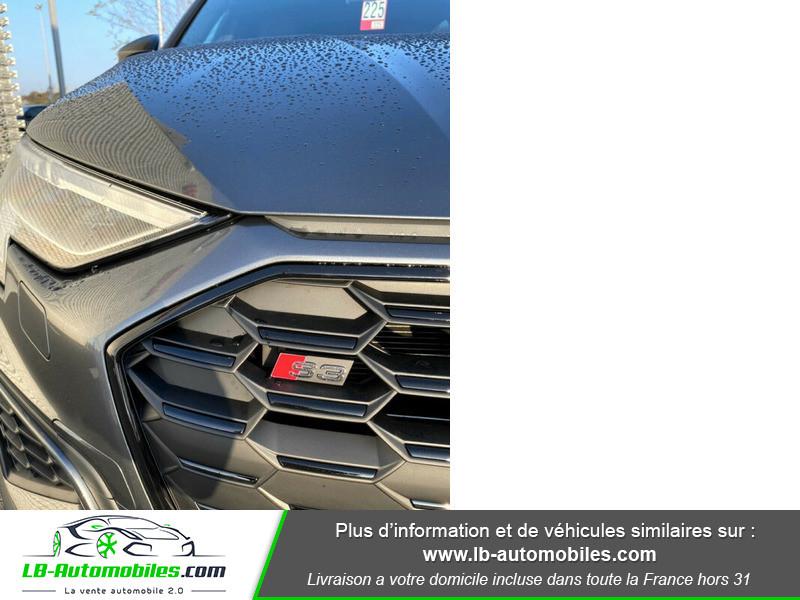 Audi S3 Sportback TFSI 310 S tronic Gris occasion à Beaupuy - photo n°7