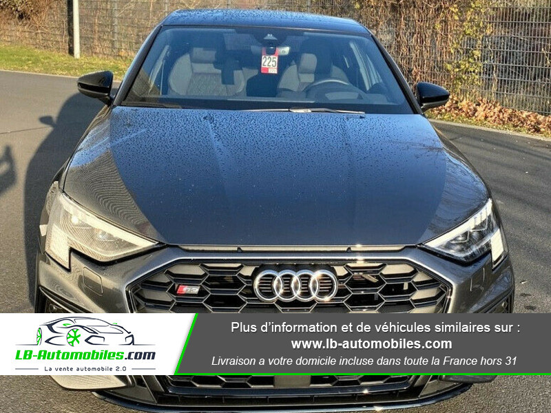 Audi S3 Sportback TFSI 310 S tronic Gris occasion à Beaupuy - photo n°6