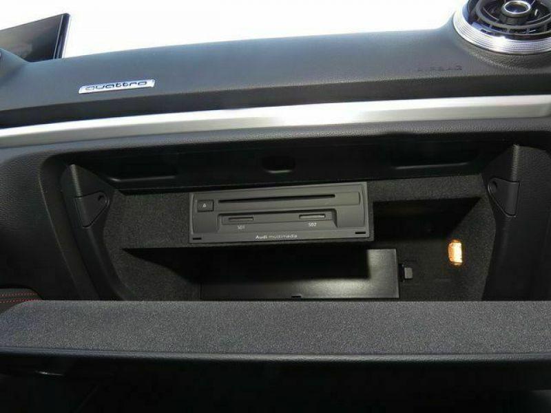Audi S3 2.0 TFSI 300 Cabriolet Blanc occasion à Beaupuy - photo n°7