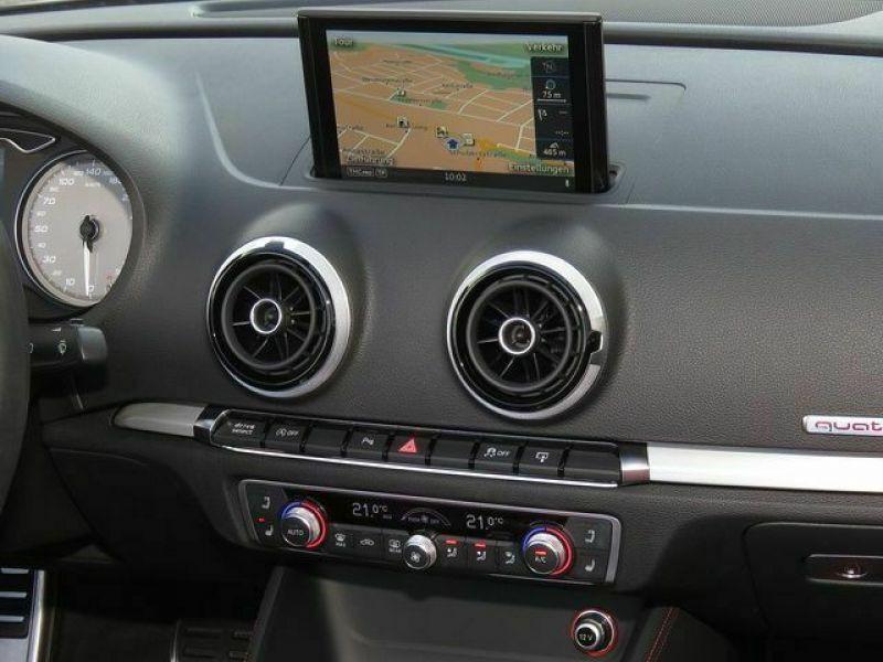 Audi S3 2.0 TFSI 300 Cabriolet Blanc occasion à Beaupuy - photo n°6