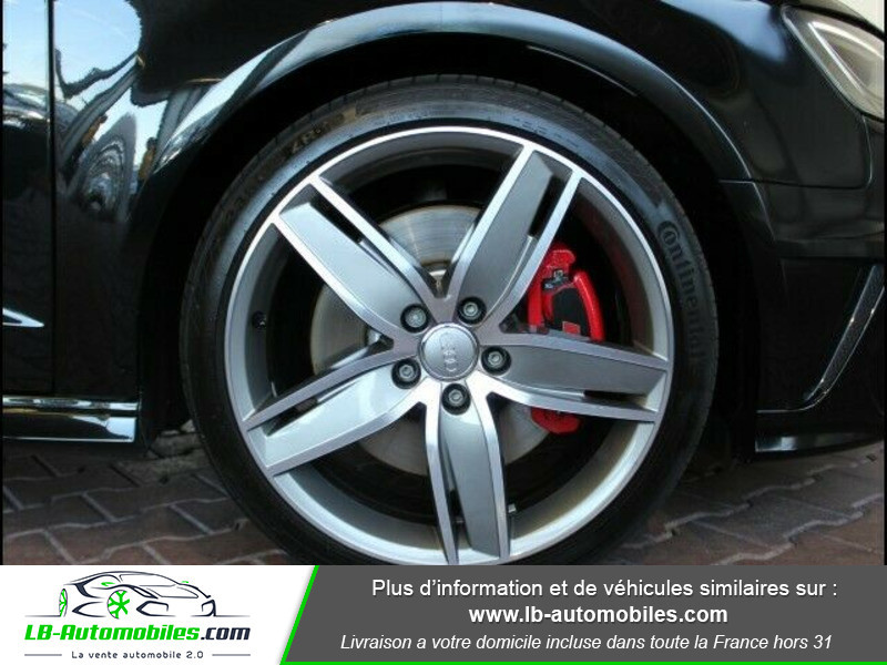 Audi S3 2.0 TFSI 300 / Quattro Noir occasion à Beaupuy - photo n°10
