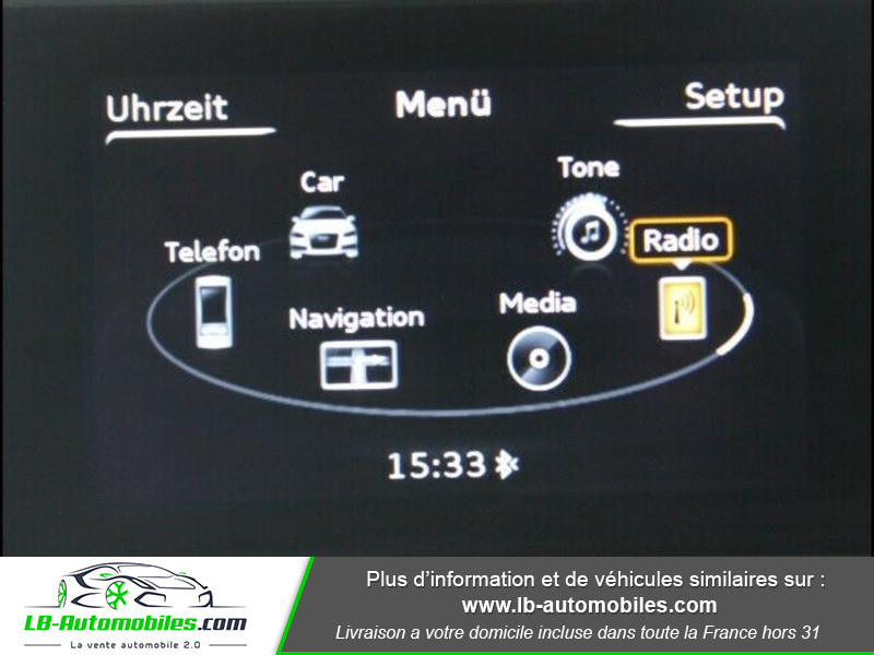 Audi S3 2.0 TFSI 300 / Quattro Noir occasion à Beaupuy - photo n°6