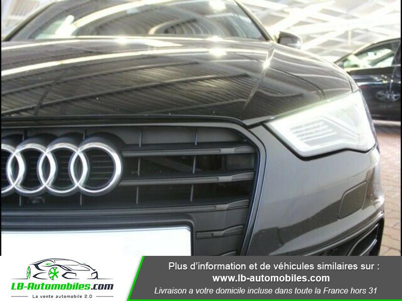 Audi S3 2.0 TFSI 300 / Quattro Noir occasion à Beaupuy - photo n°9