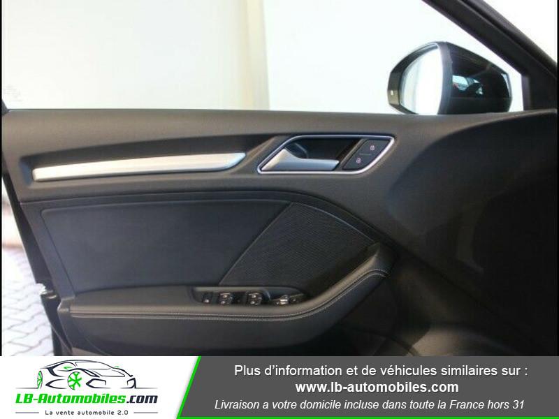 Audi S3 2.0 TFSI 300 / Quattro Noir occasion à Beaupuy - photo n°13