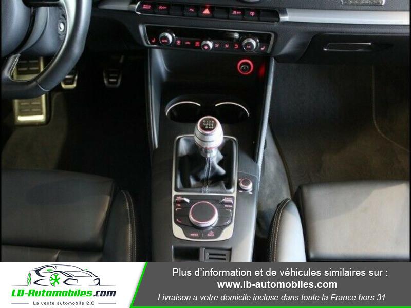Audi S3 2.0 TFSI 300 / Quattro Noir occasion à Beaupuy - photo n°5