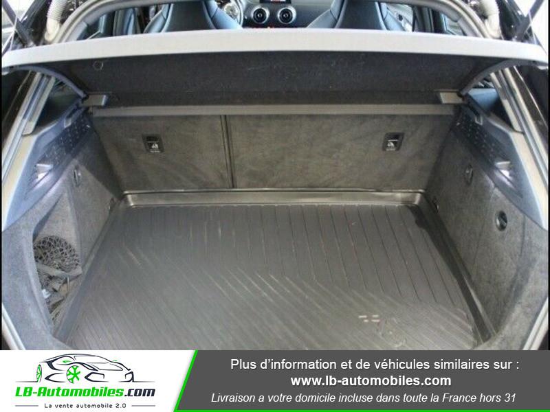 Audi S3 2.0 TFSI 300 / Quattro Noir occasion à Beaupuy - photo n°15