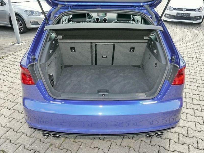 Audi S3 2.0 TFSI 300 Bleu occasion à Beaupuy - photo n°8