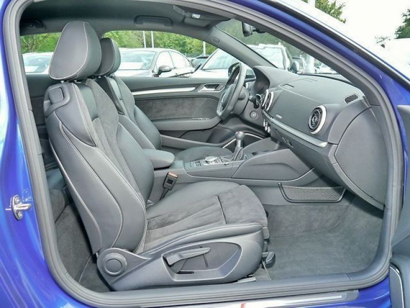 Audi S3 2.0 TFSI 300 Bleu occasion à Beaupuy - photo n°4