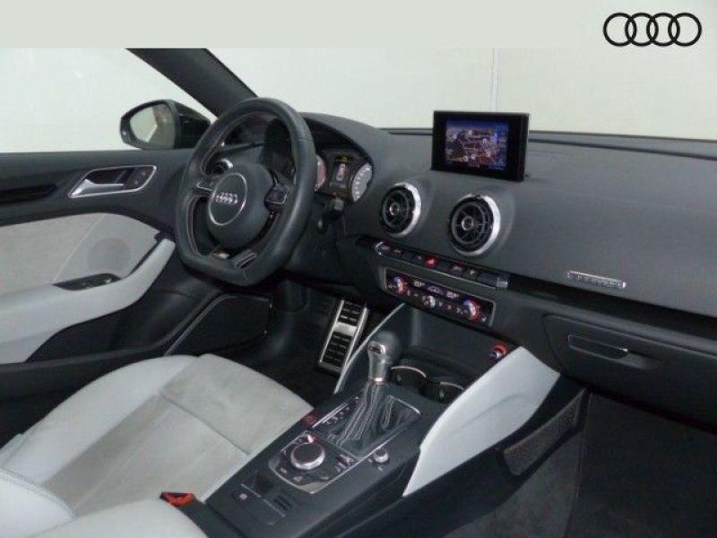 Audi S3 2.0 TFSI 300 Noir occasion à Beaupuy - photo n°6