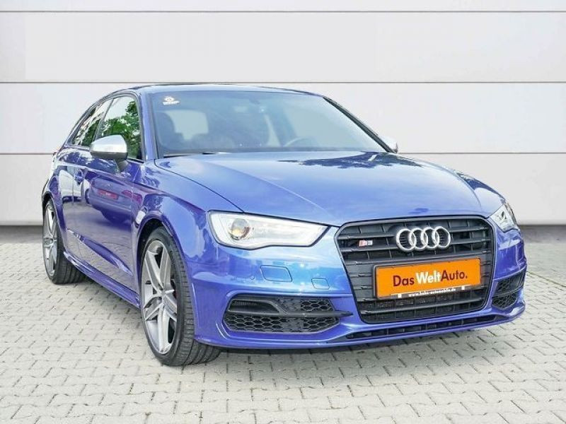 Audi S3 2.0 TFSI 300 Bleu occasion à Beaupuy