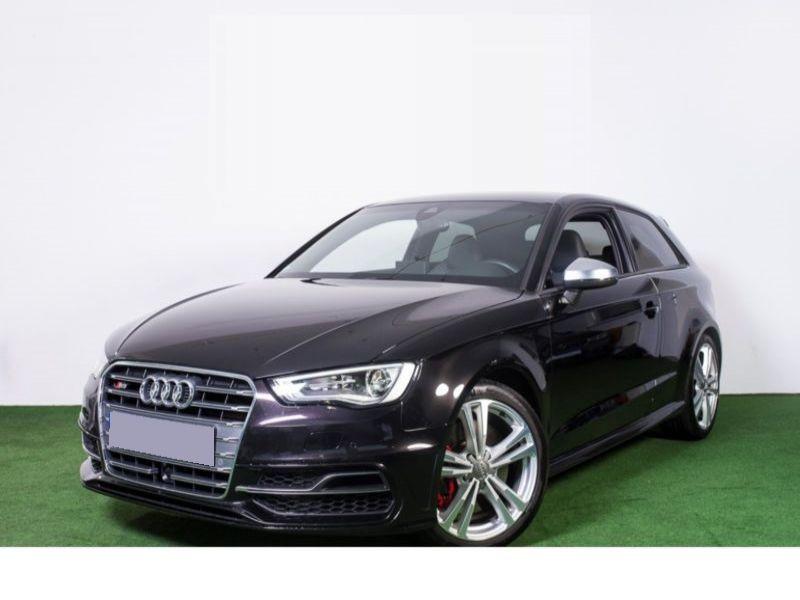 Audi S3 2.0 TFSI 300 Noir occasion à Beaupuy