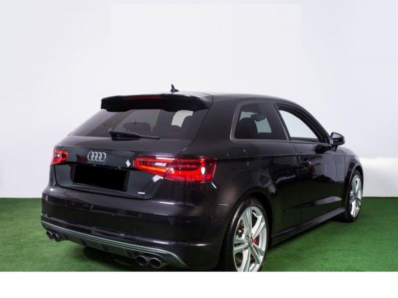 Audi S3 2.0 TFSI 300 Noir occasion à Beaupuy - photo n°3