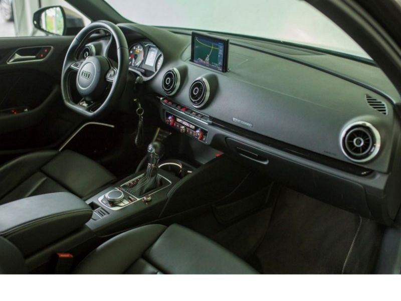 Audi S3 2.0 TFSI 300 Noir occasion à Beaupuy - photo n°5